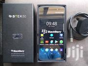 New BlackBerry DTEK50 16 GB Black | Mobile Phones for sale in Nairobi, Nairobi Central