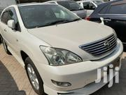 Toyota Harrier 2012 White | Cars for sale in Mombasa, Shimanzi/Ganjoni