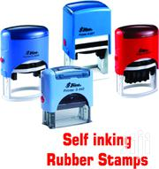 Rubber Stamp Makers | Manufacturing Services for sale in Nairobi, Nairobi Central