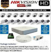 Hikvision 1080P Full HD 16 Channel Cameras Complete System   Cameras, Video Cameras & Accessories for sale in Nairobi, Nairobi Central