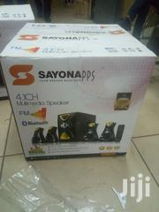 Sayona 4.1 Woofer At An Offer | Audio & Music Equipment for sale in Nairobi, Nairobi Central