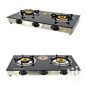 3 Burner Table Top Gas Cooker | Kitchen Appliances for sale in Nairobi, Embakasi