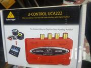 Behringer Usb Soundcard / Audio Interface 1 Channel | Audio & Music Equipment for sale in Nairobi, Nairobi Central