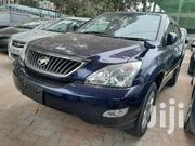 Toyota Harrier 2012 Blue | Cars for sale in Nairobi, Makina