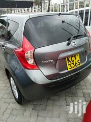 New Nissan Note 2013 Gray | Cars for sale in Nairobi, Kilimani