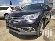 Honda CR-V 2013 EX 4dr SUV (2.4L 4cyl 5A) Black | Cars for sale in Nairobi, Kilimani