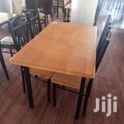 4 Seater Wooden Set   Furniture for sale in Nairobi, Mountain View