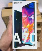 New Samsung Galaxy A70 128 GB Silver | Mobile Phones for sale in Nairobi, Nairobi Central