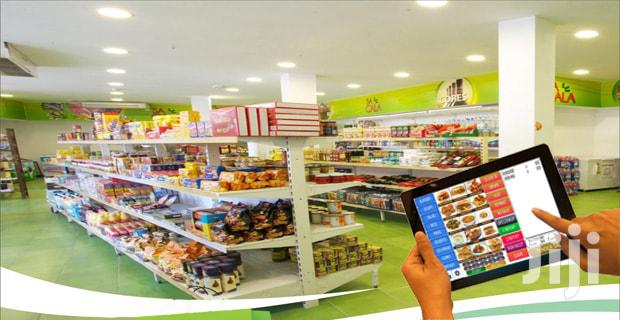 Pos - Point Of Sale For Shops And Supermarket