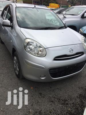 Nissan March 2012 Silver