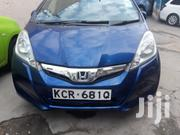 Honda Fit 2010 Blue | Cars for sale in Mombasa, Tudor