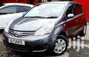 Nissan Note 2012 1.4 Gray | Cars for sale in Nairobi, Parklands/Highridge