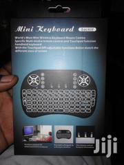 Android Box Rechargeable Battery Backlights Mini Keyboards | Musical Instruments for sale in Nairobi, Nairobi Central
