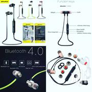 Awei Sports Bluetooth Earphones Models- A920BL & A990BL | Accessories for Mobile Phones & Tablets for sale in Nakuru, London