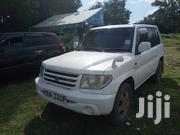 Mitsubishi Pajero IO 2000 White | Cars for sale in Kilifi, Malindi Town