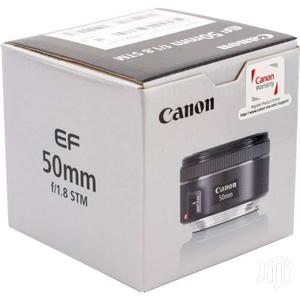 Canon Camera 50mm 1.8 STM Prime Lens Brand NEW