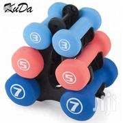 Aerobic Dumbells | Sports Equipment for sale in Nairobi, Utalii