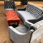 Sofaset Deep Buttoned 5seater | Furniture for sale in Nairobi, Ngara