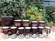 Professional African Djembe Drums for Sale | Musical Instruments for sale in Nairobi, Karen