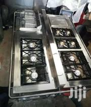 Complained Six Burner,Double Frier | Home Appliances for sale in Nairobi, Pumwani