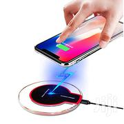 Fantasy New Ultra-Thin Universal QI Wireless Crystal K9 5W Charger | Accessories for Mobile Phones & Tablets for sale in Nairobi, Nairobi Central