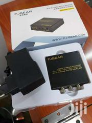 Av/Rca To Hdmi Converter With Adapter | Computer Accessories  for sale in Nairobi, Mugumo-Ini (Langata)