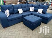 Simple Modern Quality Ready Made Corner Seat | Furniture for sale in Nairobi, Ngara