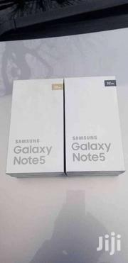 Galaxy Samsung Note 5   Mobile Phones for sale in Nairobi, Nairobi Central