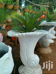 Shell Design Concrete Flower Pot | Garden for sale in Nairobi, Kilimani