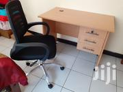 Office Desk 1meter + Chair Ksh. 12500 With Free Delivery | Furniture for sale in Nairobi, Nairobi West