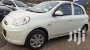 Nissan March 2011 White | Cars for sale in Murang'a, Mugumo-Ini