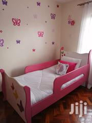 3*6 Girl's Bed in Very Good Condition. Comes With the Mattress. | Children's Furniture for sale in Nairobi, Kileleshwa