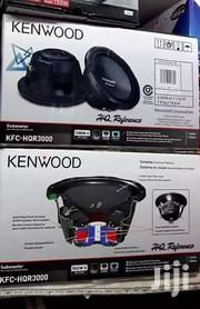 1500 Watts Kenwood HQR3000 Deep Bass Original Car Woofer New In Shop | Vehicle Parts & Accessories for sale in Nairobi, Nairobi Central