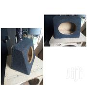 """Subwoofer Enclosure Single Vented 12"""" Bass Box Car Stereo 