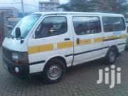 Toyota Hiace 1999 White | Buses & Microbuses for sale in Nairobi, Nairobi South