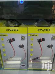 Awei B980bl Wireless Earphone | Accessories for Mobile Phones & Tablets for sale in Nairobi, Nairobi Central
