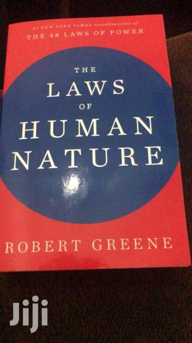 The Laws Of Human Nature By Robert Greene.