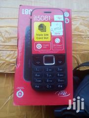New Itel it5080 512 MB Black   Mobile Phones for sale in Homa Bay, Kanyamwa Kosewe