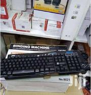 Wireless Keyboard & Mouse Combo 2.4ghz Wireless Mouse- Black | Musical Instruments for sale in Nairobi, Nairobi Central