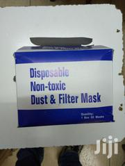 Disposable Non Toxic Dust And Filter Masks   Safety Equipment for sale in Nairobi, Nairobi Central