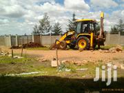 Backhoe For Hire At Competitives Rates | Building & Trades Services for sale in Nairobi, Kilimani