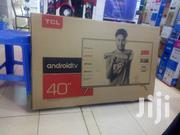 "TCL 40"" 4K Android TV 