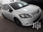 New Toyota Auris 2012 White | Cars for sale in Mombasa, Shimanzi/Ganjoni