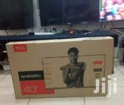 40 Inch TCL Smart TV - ANDROID | TV & DVD Equipment for sale in Nairobi, Nairobi Central
