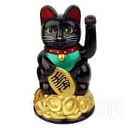 Waving Cat Luck Decoration Black | Home Accessories for sale in Nairobi, Nairobi South