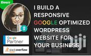 I Will Build A Wordpress Website Or Wordpress Design | Computer & IT Services for sale in Nairobi, Nairobi Central