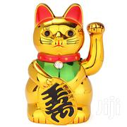 Waving Cat Luck Decoration Gold   Home Accessories for sale in Nairobi, Nairobi South
