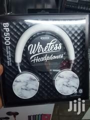MVYNO WK-BP500 Wireless Bluetooth Headphone With Mic Extra Bass | Headphones for sale in Nairobi, Landimawe