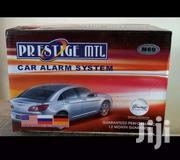 Prestige Car Alarm With Engine Cutoff, Free Installation Within Nrb | Vehicle Parts & Accessories for sale in Nairobi, Nairobi Central