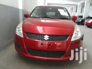 Suzuki Swift 2012 1.4 Red | Cars for sale in Mombasa, Shimanzi/Ganjoni